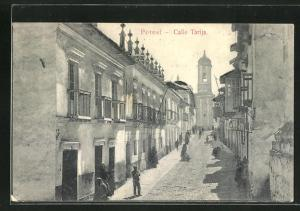 AK Potosi, Calle Tarija
