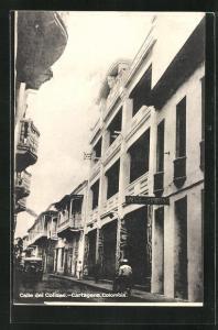 AK Cartagena, Calle del Coliseo