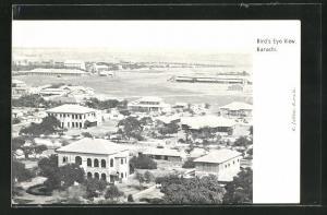 AK Karachi, Bird's Eye View