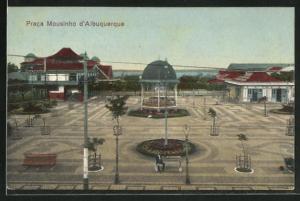 AK Albuquerque, Praca Mousinho