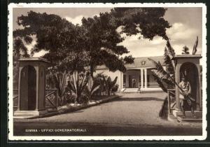 AK Gimma, Uffici Governatoriali, Haus des Gouverneurs