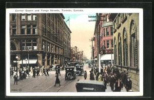 AK Toronto, Corner Queen and Yonge Streets
