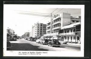 AK Lourenco Marques, Avenida da República
