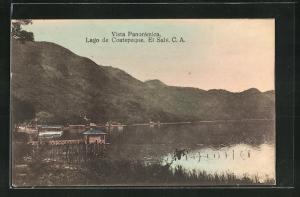 AK Lago de Coatepeque, Vista panorámica