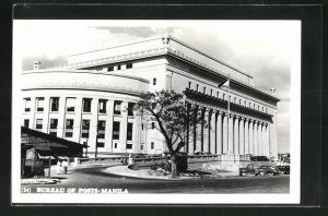 AK Manila, Bureau of Posts