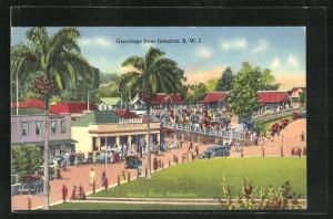AK Mandeville, Market Place, Bargain House