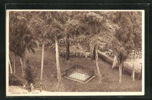 AK St. Helena, Napoleons`s Tomb