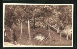 AK St. Helena, Napoleon`s Tomb
