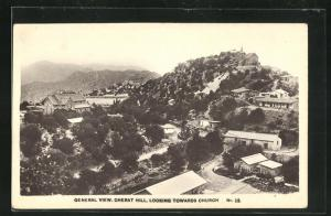 AK Cherat Hill, General View, Looking towards Church