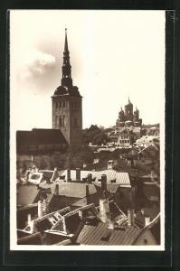 AK Tallinn, Vaade Raekoja tornist