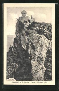 AK San Marino, Fratta o cesta