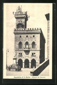 AK San Marino, Palazzo del Governo