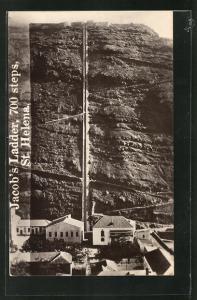 AK Jamestown /St. Helena, Jacob`s Ladder