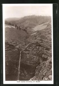 AK Jamestown /St. Helena, Heart Shaped Waterfall