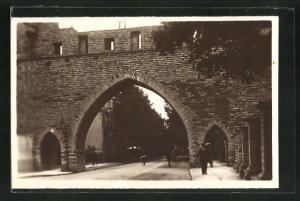 AK Tallinn, Kloostri värav