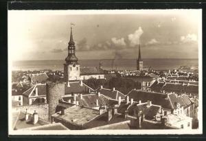 AK Tallinn, Vaade Raekoja torrist