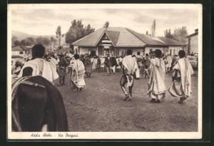 AK Addis Abeba, Via Bengasi