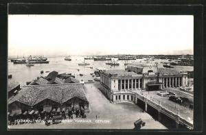 AK Colombo, General View of Colombo Harbour