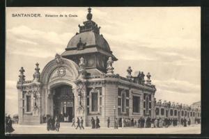 AK Santander, Estacion de la Costa, Bahnhof