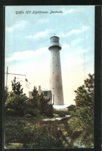 AK Bermuda, Gibb's Hill Lighthouse, Leuchtturm