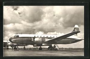 AK Metropolitan Verkehrsflugzeug der Lufthansa