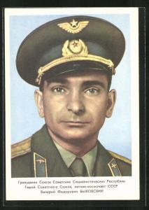 AK Portrait Baikowski in Uniform