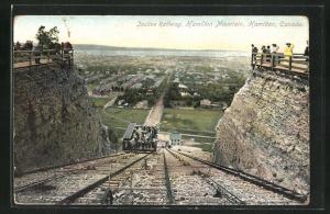 AK Hamilton, Incline Railway, Hamilton Mountain, Bergbahn