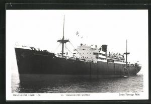 AK Handelsschiff S.S. Manchester Shipper, Manchester Liners Limited