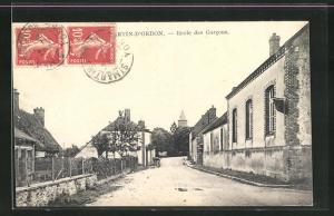 AK St-Martin-d`Ordon, Ecole des Garcons