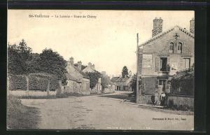 AK St-Valerien, La Laiterie, Route de Cheroy