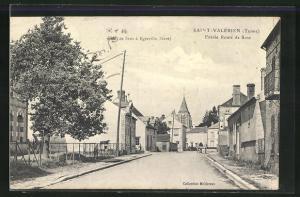 AK Saint-Valerien, Entree Route de Sens