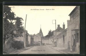 AK Saint-Valerien, Route de Sens