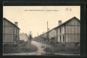AK Laroche-Migennes, Avenue des Tilleuls