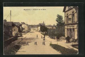AK Migennes, Avenue de la Gare, Hotel
