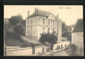 AK Junay, La Mairie