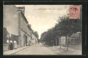AK Laroche-Migennes, Avenue du Canal