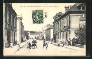 AK Laroche-Migennes, Avenue de la Gare