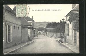 AK La Chapelle-sur-Oreuse, Interieur du Pays