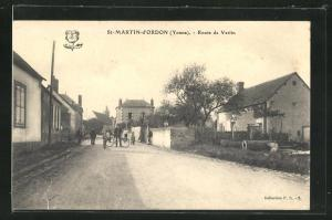 AK St-Martin-d`Ordon, Route de Verlin