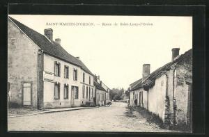 AK St-Martin-d`Ordon, Route de Saint-Loup-d`Ordon
