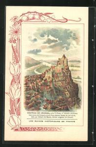 AK St-Peray, Chateau de Crussol