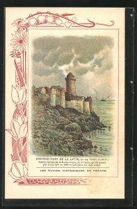 AK Cap Frehel, Chateau-Fort de la Latte