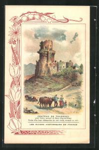AK Volvic, Chateau de Tournoel