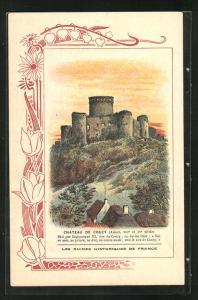 AK Coucy, Chateau de Coucy