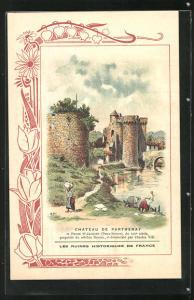 AK Parthenay, Chateau de Parthenay