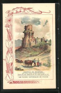 AK Tournoel, Chateau de Tournoel