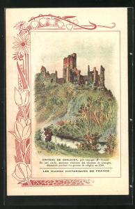 AK Limoges, Chateau de Chalucet