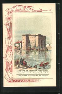 AK Tarascon, Chateau de Tarascon