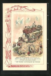 AK Rocamadour, Abbaye de Rocamadour
