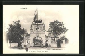 AK Hanoi, Caserne de la Milice